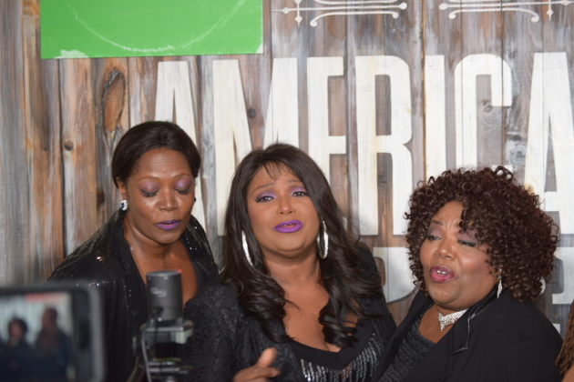 """The McCrary Sisters singing """"Will The Circle Be Unbroken"""""""