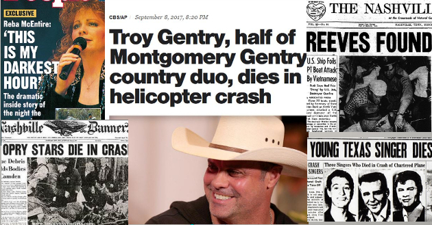 September 8th, 2017 – Another Tragic Day in Country Music History