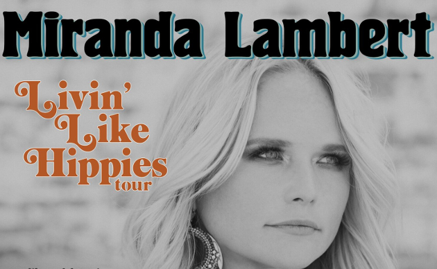 Miranda Lambert Puts Badass Lineup Of Openers Together for Upcoming Tour