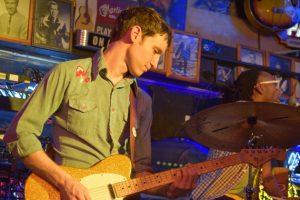 House Band Guitarist Adam Meisterhans