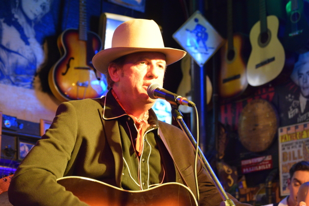 Chuck Mead of BR549 fame, who first made waves in Nashville with their legendary Robert's Western World residency.