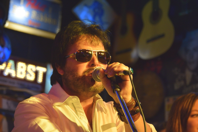 Jesse lee Jones- owner of Robert's Western World, and one of the most incredible falsetto voices this side of Slim Whitman.