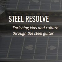 Steel Resolve: How Hearing Issues Led to Sharing A Passion for the Steel Guitar for One Player