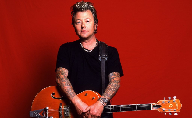 Brian Setzer Leads List of Initial Ameripolitan Performers for 2018