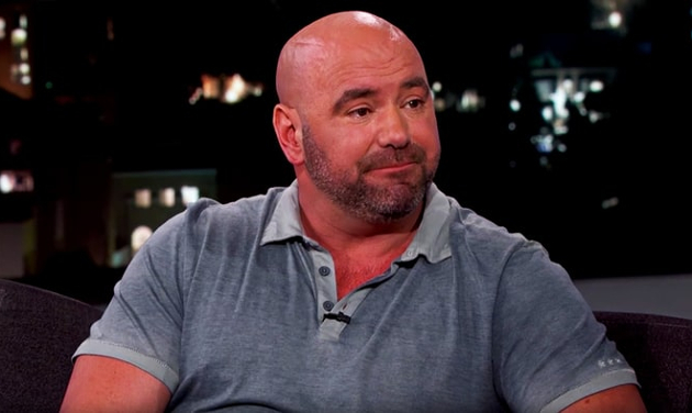 UFC's Dana White Rails Against Jason Aldean for Turning Down Anthem Performance for Survivors