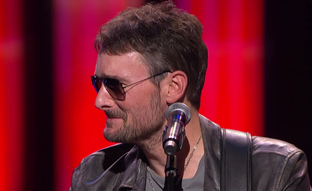 "On Eric Church's Post-Vegas Opry Moment, & New Song ""Why Not Me"""