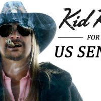 Kid Rock Played The Gullible, Politically-Charged Media Perfectly to Promote His Shitty Music