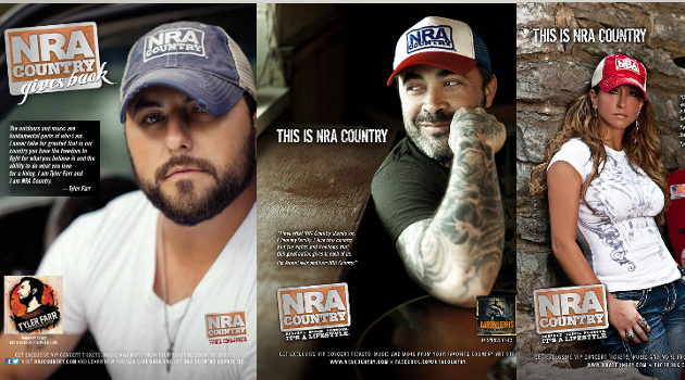 Why Mainstream Country Stars Won't Come Out Against The NRA