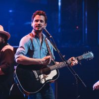 "Turnpike Troubadours Shake Up Country Albums Chart with ""A Long Way From Your Heart"""