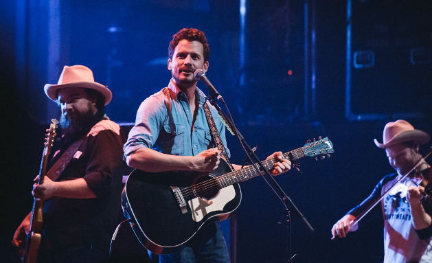 """Turnpike Troubadours Shake Up Country Albums Chart with """"A Long Way From Your Heart"""""""