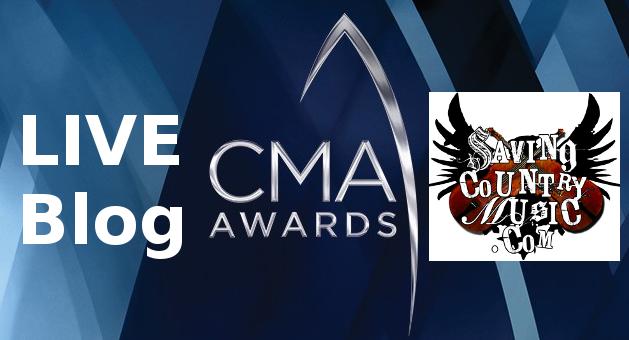 Saving Country Music's 2017 CMA Awards LIVE Blog
