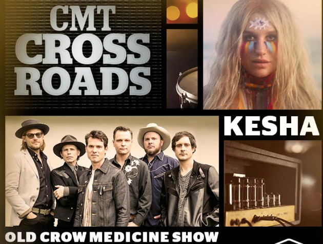 Finally, A New CMT Crossroads Episode I'm Slightly Interested In
