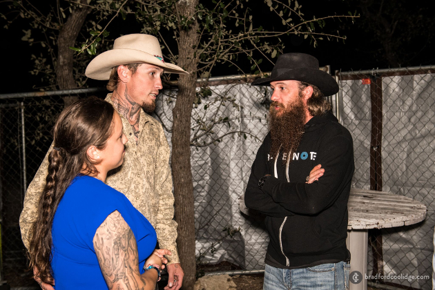 Cody Jinks Performs For Veterans Amp Sutherland Springs Hero