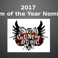 Nominees for the 2017 Saving Country Music Album of the Year