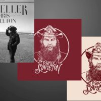 Chris Stapleton Makes Historic Mark with 3 of the Top 5 Albums on the Country Charts