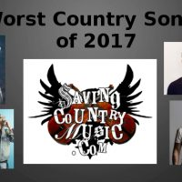 Saving Country Music's WORST Songs of 2017