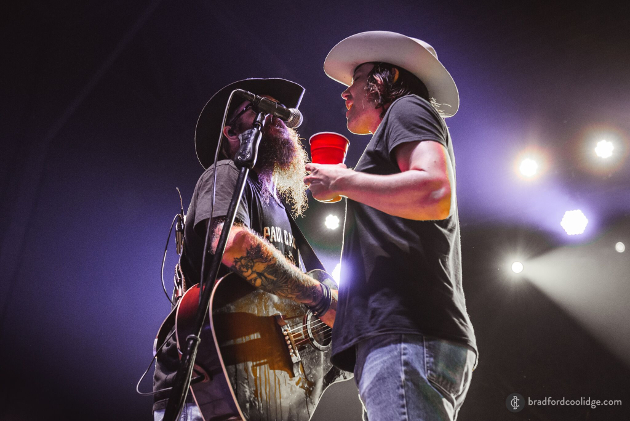 Cody Jinks Slays At The Whitewater With Josh Ward Colter Wall