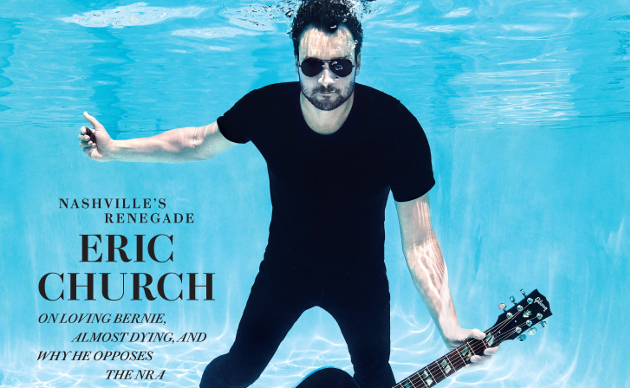 The Mischaracterization of Eric Church's