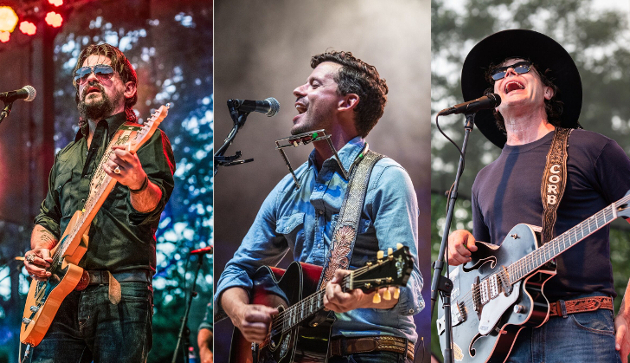 Turnpike Troubadours & Friends Rock the Whitewater