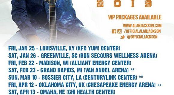 9516691aa4d14 alan-jackson-tour-2019-poster – Saving Country Music