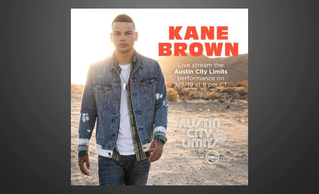 Kane Brown Has No Business Playing The Austin City Limits