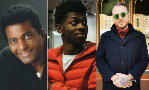 Viral Lil Nas X Twitter Thread Excludes Charley Pride from