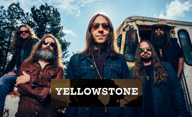 Blackberry Smoke Featured Prominently in Paramount's