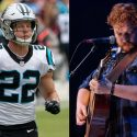 christian-mccaffrey-tyler-childers-music