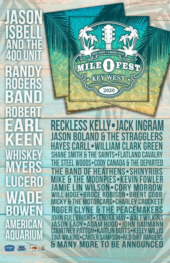 Jam Bands, Southern Rock y Roots music!!!!!! - Página 18 Mile-0-fest-2020-poster