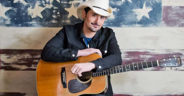Sorry For Screwing You Brad Paisley Here S A Random Tv Special Saving Country Music