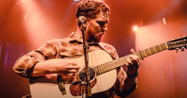 Tyler Childers Wants to Take the Country Music Lunch Table Back