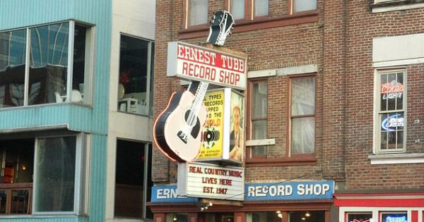 Owner of Robert's Western World Buys Ernest Tubb Record Shop